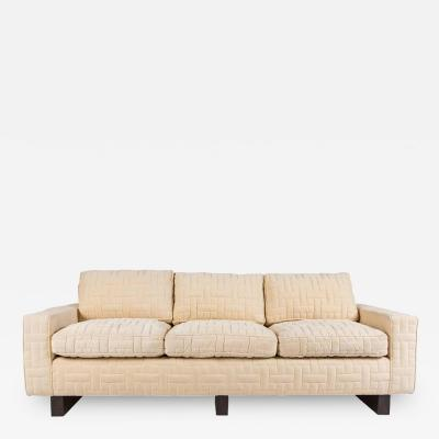 William Billy Haines Custom Loose Cushion Sofa Designed by William Haines