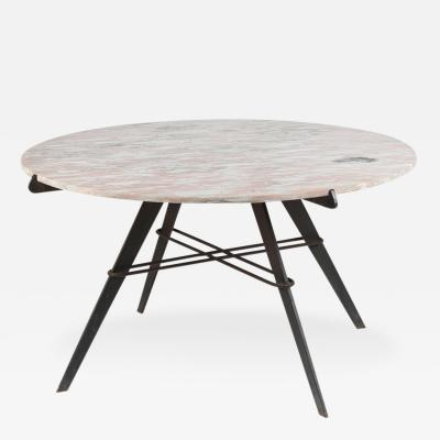 William Billy Haines Handsome Modernist Table by William Billy Haines