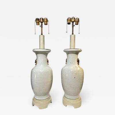 William Billy Haines Pair William Billy Haines Lamps