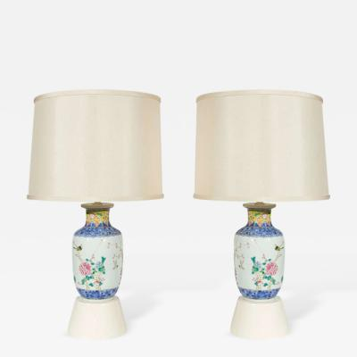 William Billy Haines Pair of Custom Table Lamps Designed by William Haines