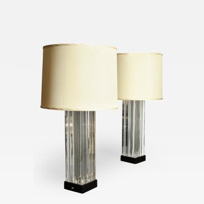 William Billy Haines Pair of Table Lamps