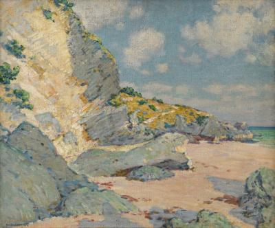 William Chadwick Path to the Beach Bermuda