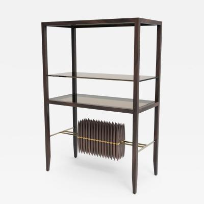 William Collins Collection Angelo Etagere