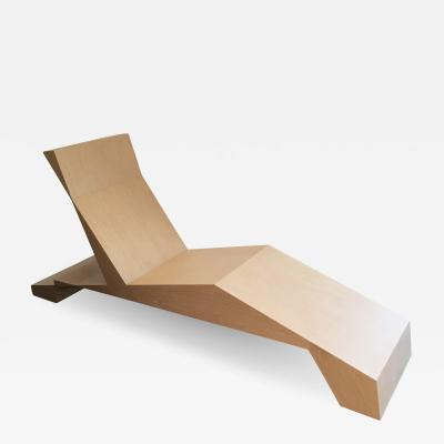 William Earle stickfigure chaise