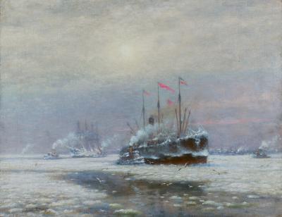 William Edward Norton Winter Harbor
