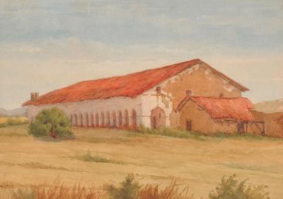 William Edward Taverner MIssion San Fernando