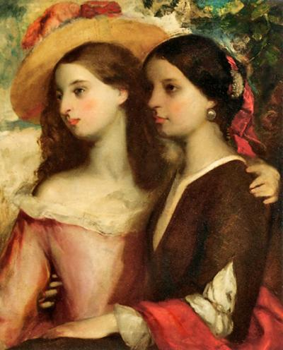 William Etty Friends