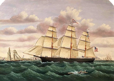 William Gay Yorke Offered by CAPTAINS QUARTERS