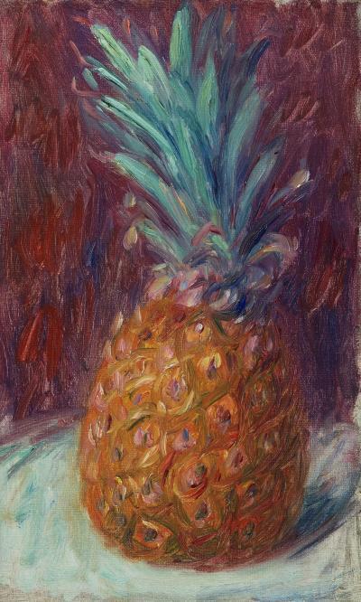 William Glackens Pineapple