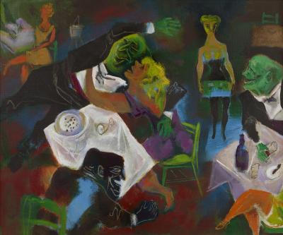 William Gropper Night Club
