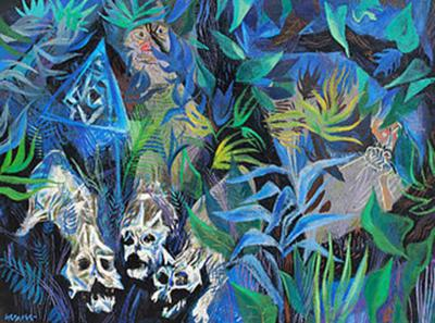 William Gropper The Jungle