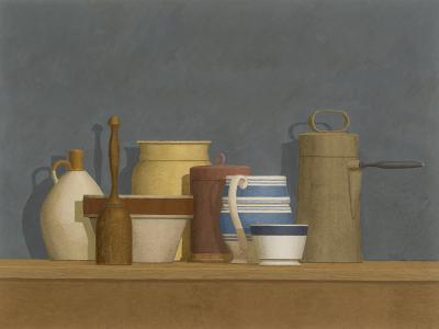 William H Bailey Still Life Niccone