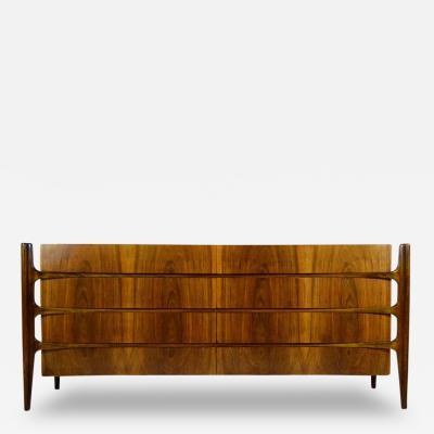 William Hinn Modern Rosewood Sideboard by William Hinn