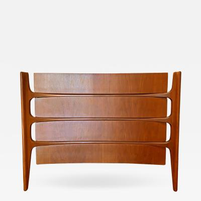 William Hinn Sculptural Floating Dresser by William Hinn