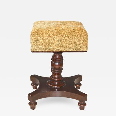 William IV Tabouret Musicians Stool