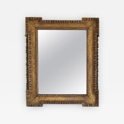 William Kent George II Giltwood Mirror in the Manner of William Kent