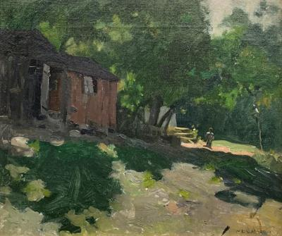 William Langson Lathrop Fisherman s Home