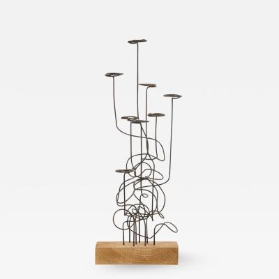 William Lemariey 111 Unique Sculpture by William Lemariey