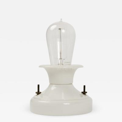 William Lescaze Flushmount Fixture