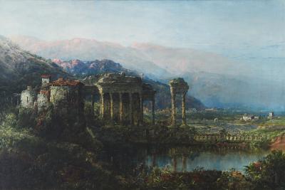 William Louis Sonntag Roman Ruins