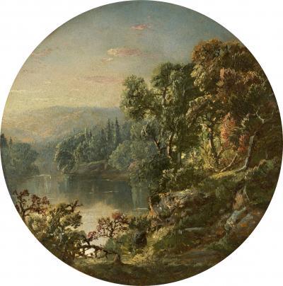 William Louis Sonntag Sr Landscape View