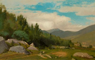 William M Hart White Mountains