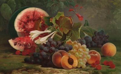 William Mason Brown The Bounties of Nature
