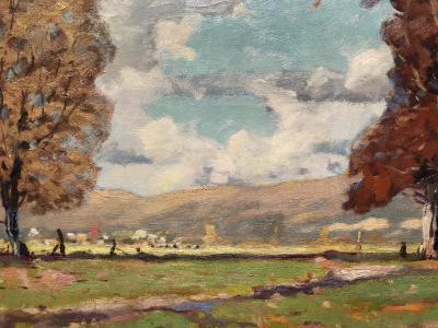 William McNair Pennsylvania Panoramic