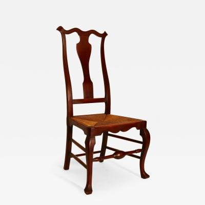William Savery Maple Queen Anne Side Chair