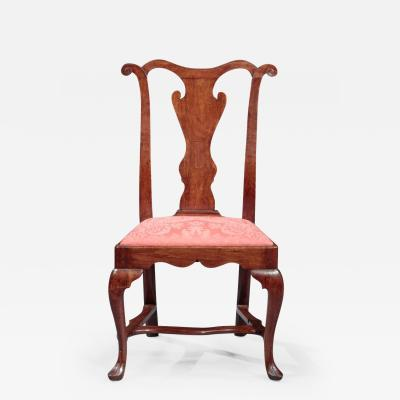 William Savery QUEEN ANNE SIDE CHAIR