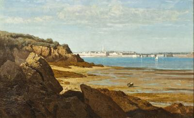 William Stanley Haseltine Saint Malo Brittany