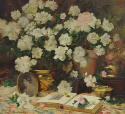 William T Chambers Azelias and Memories