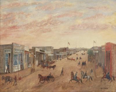 William T Porter Tomstone Arizona Territory