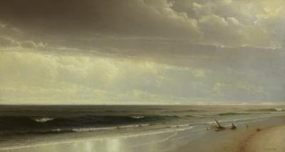 William Trost Richards New Jersey Shore