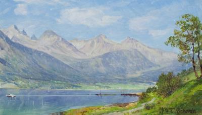 William Trost Richards Norway