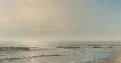 William Trost Richards Seascape 1871