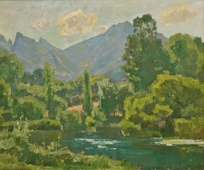 William Wendt The Malibu