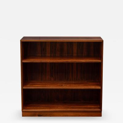 Willy Beck Scandinavian Modern Bookcase by Willy Beck