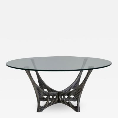 Willy Ceysens Brutalist Style Coffee Table by Willy Ceysens