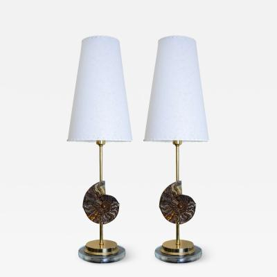 Willy Daro Pair of lamps