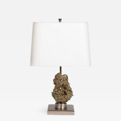 Willy Daro Pyrite lamp