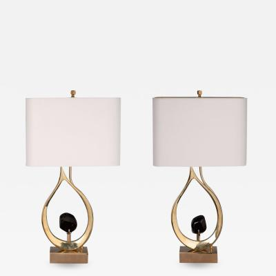 Willy Daro Willy Daro Pair of table lamps