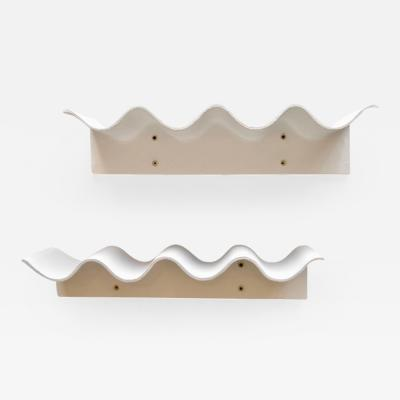 Willy Guhl Sculptural Willy Guhl Concrete Shelves