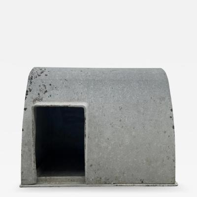 Willy Guhl WILLY GUHL CONCRETE DOGHOUSE