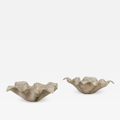 Willy Guhl Willy Guhl Elephant Ear Handkerchief Planters