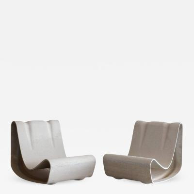 Willy Guhl Willy Guhl Loop Chairs