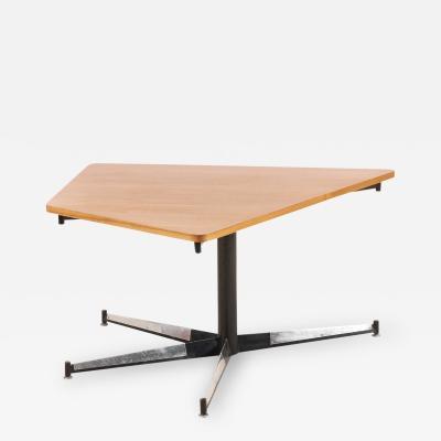 Willy Van der Meeren Rare Table by Willy Van Meeren for the HBK Bank Building 1967