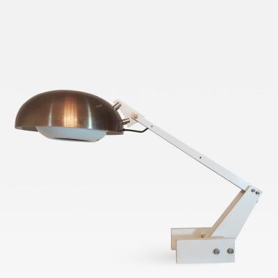 Wim Rietveld Table desk lamp for Gispen