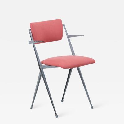 Wim Rietveld Wim Rietveld Pyramid Chair for Ahrend de Cirkel Netherlands 1960