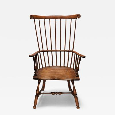 Windsor Comb Back Arm Chair